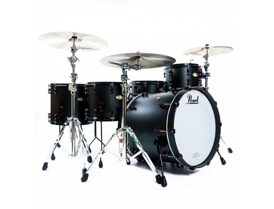 Pearl Masters Drumkit (Matte Black)