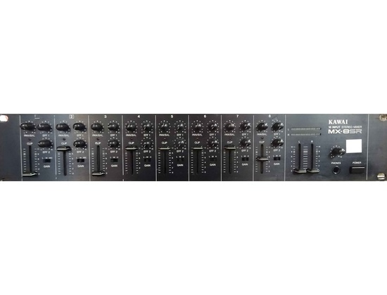Kawai MX8SR Rack mixer