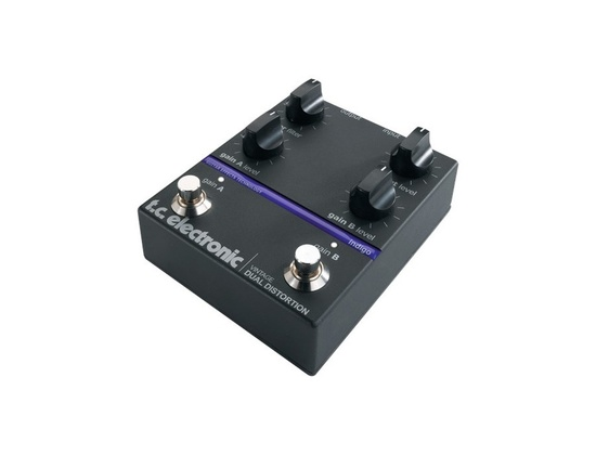 TC Electronic Vintage Dual Distortion pedal