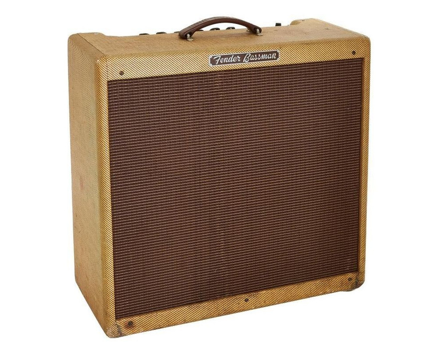 Fender bassman xl