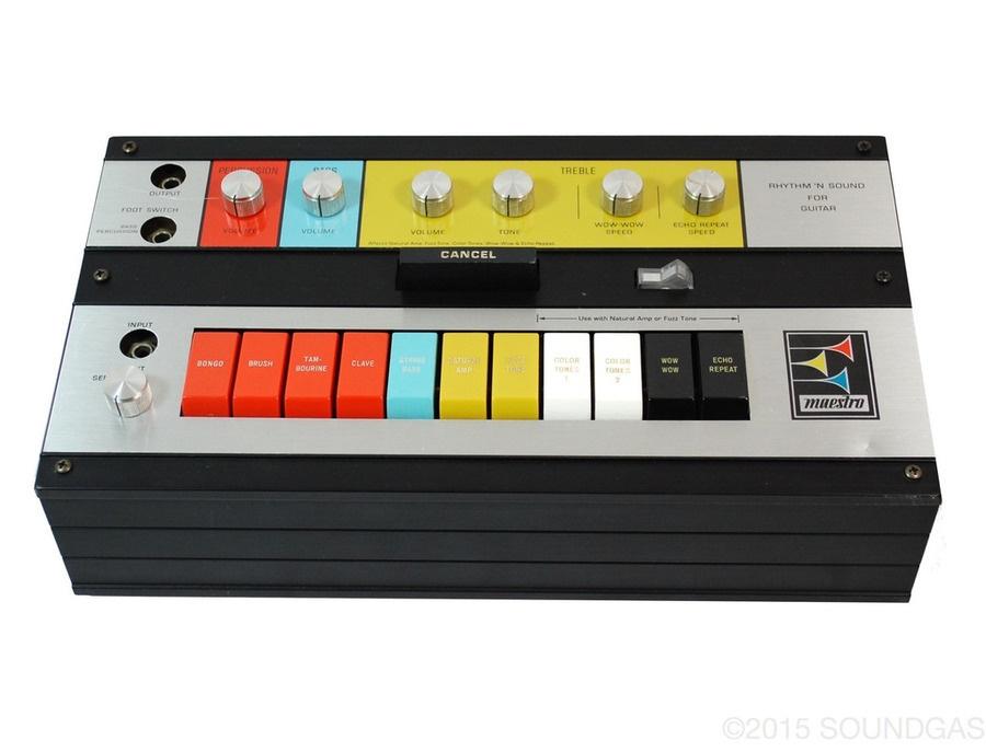 Maestro rhythm sound xl