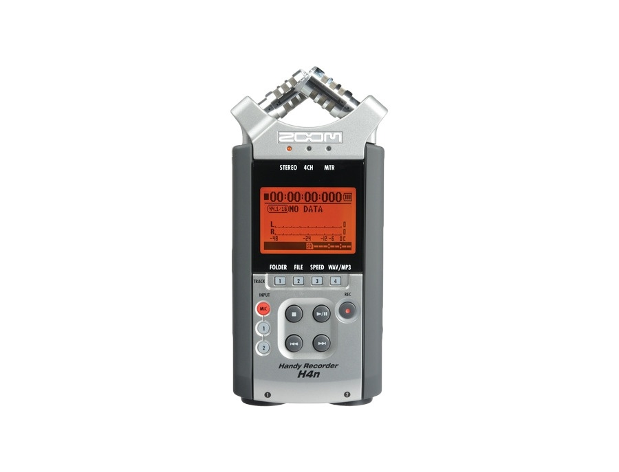 Zoom h4n mobile 4 track recorder xl