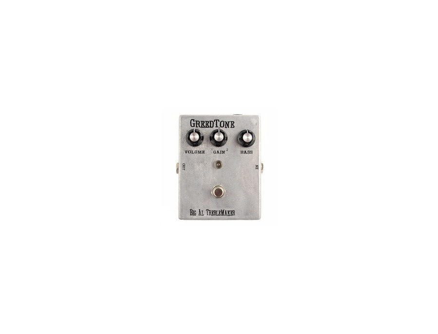 Greed Tone Overdrive pedal Big all Troublemaker