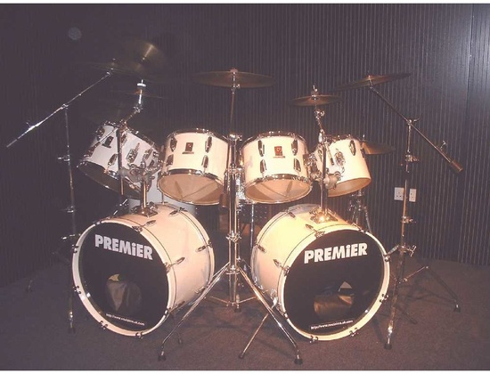 Premier Double-Bass Kit