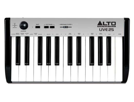 Alto Professional  Live 25 USB MIDI Keyboard
