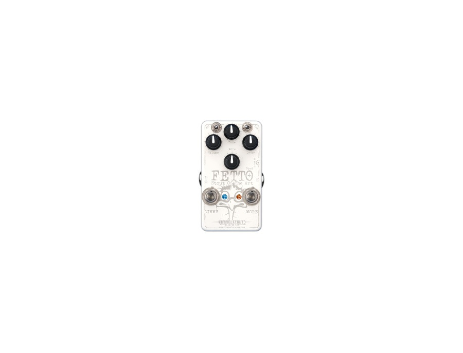 Fetto Nord+ Effects Pedal