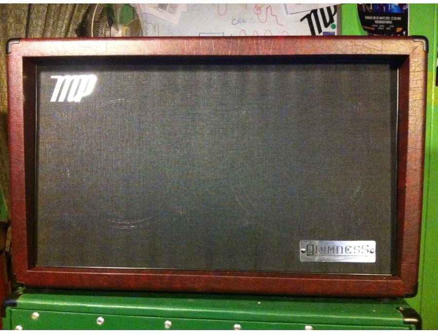 MP Custom - 2x12 Cabinet