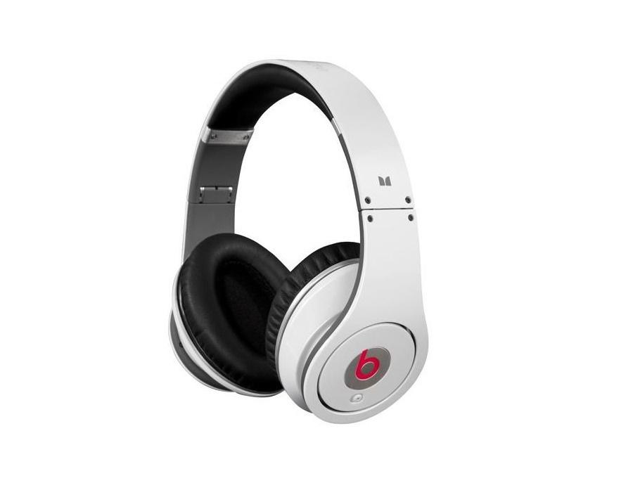 Beats By Dr. Dre Studio Headphones White