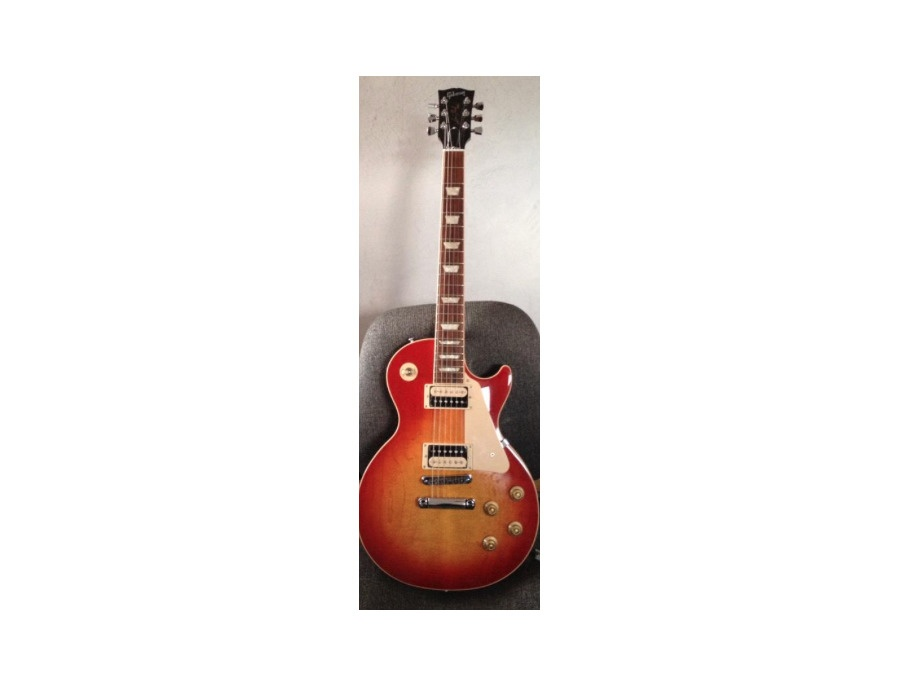 Gibson Les Paul Traditional Pro Sunburst 2012