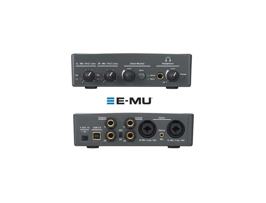 E-Mu Tracker Pre