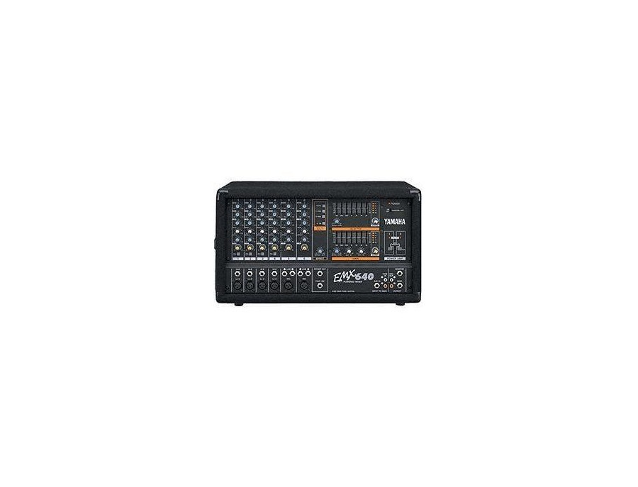 Yamaha Emx 640 Reviews Amp Prices Equipboard 174
