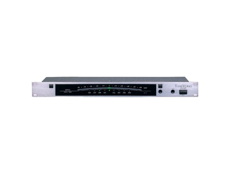Korg Toneworks DTR-2 Rack Tuner