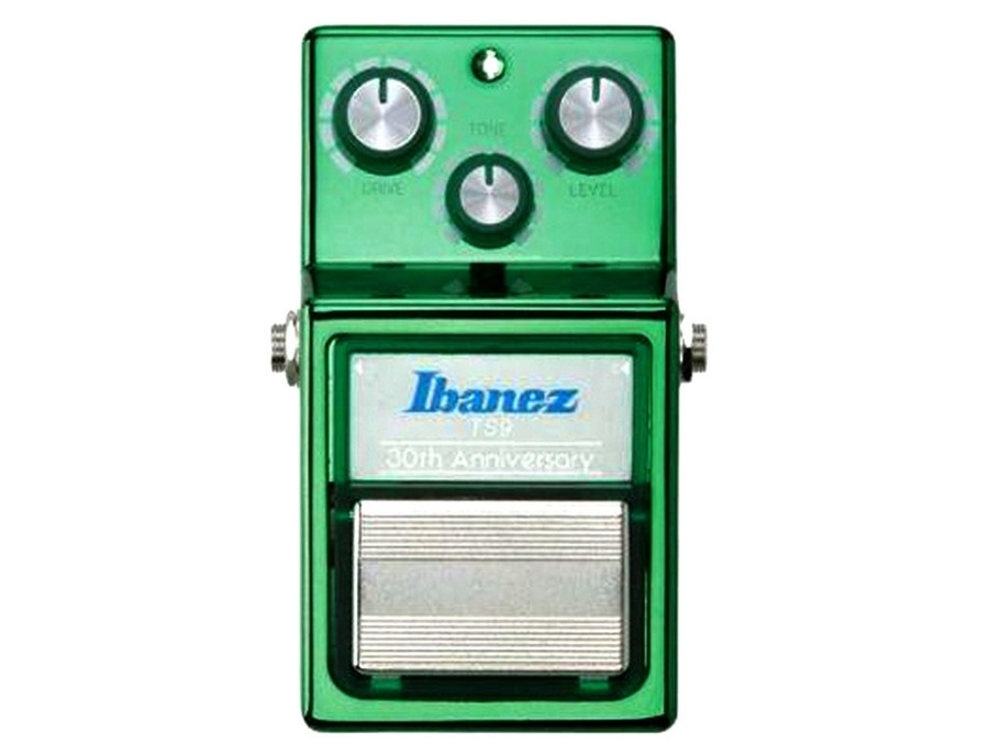 30th Anniversary Ibanez TS9 Tube Screamer