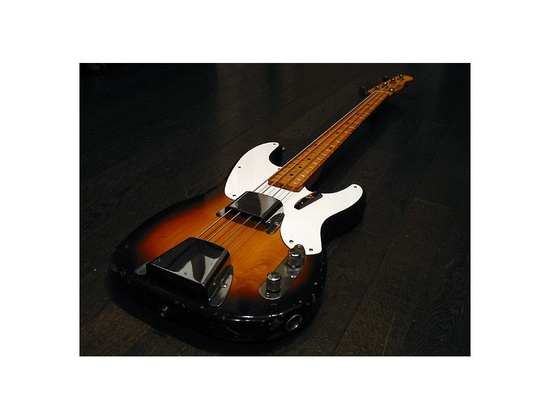 1956 Fender Precision bass