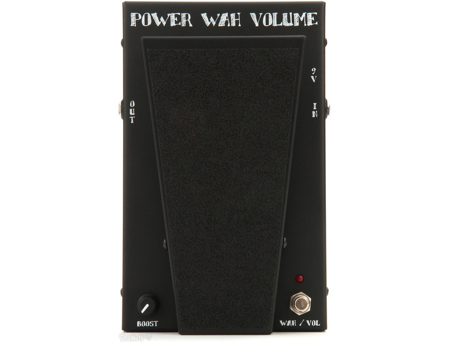 Morley PWOV Power Optical Wah/Volume