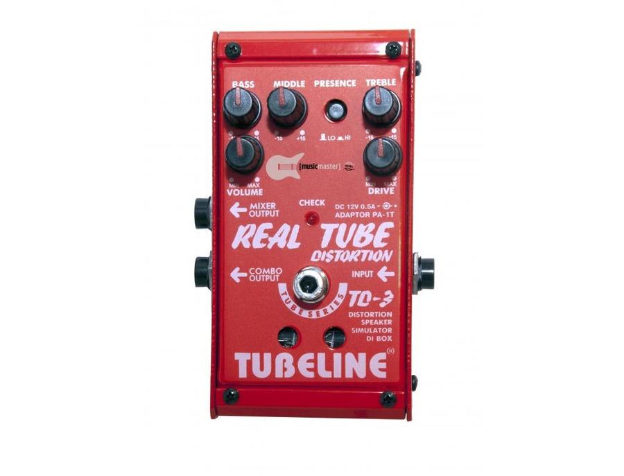 Tubeline TD-3 Real Tube Distortion