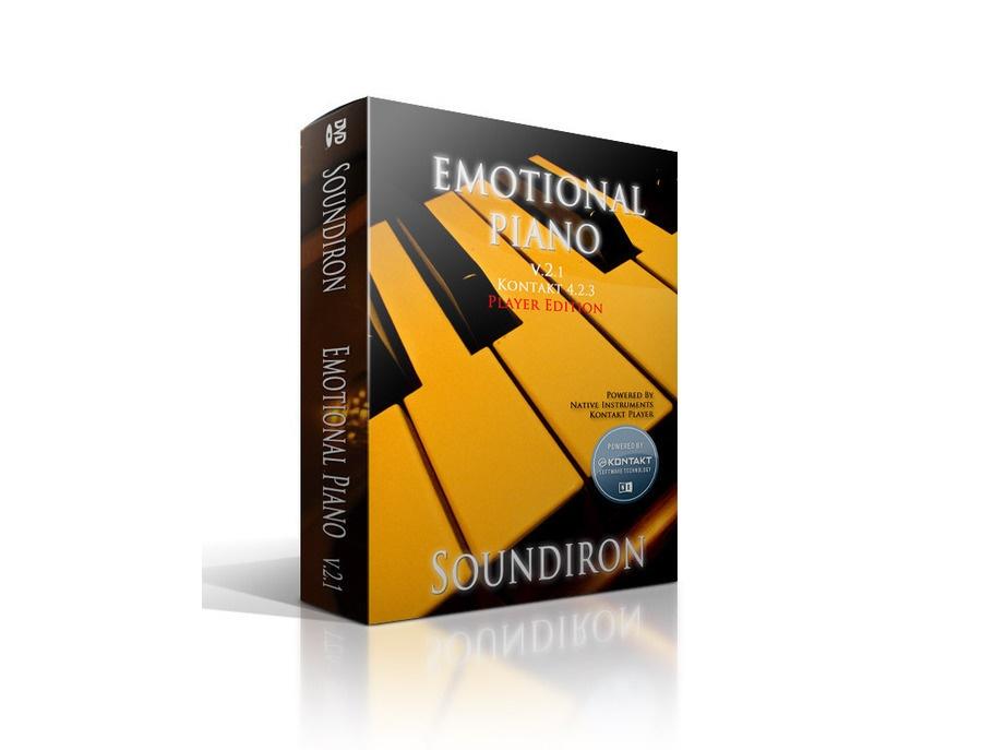 Tonehammer emotional piano xl