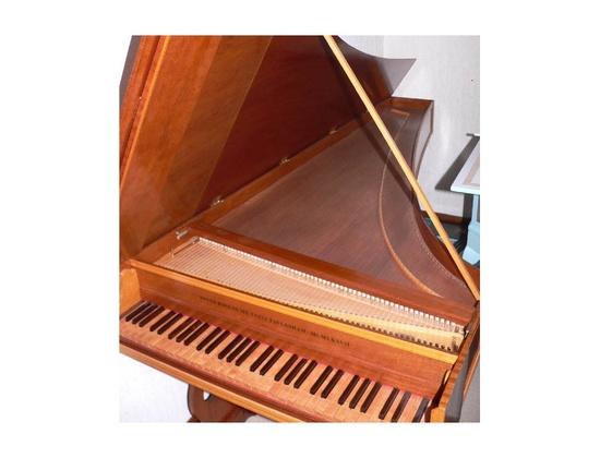 Sandy Rogers 'Scarlatti' harpsichord (kit)