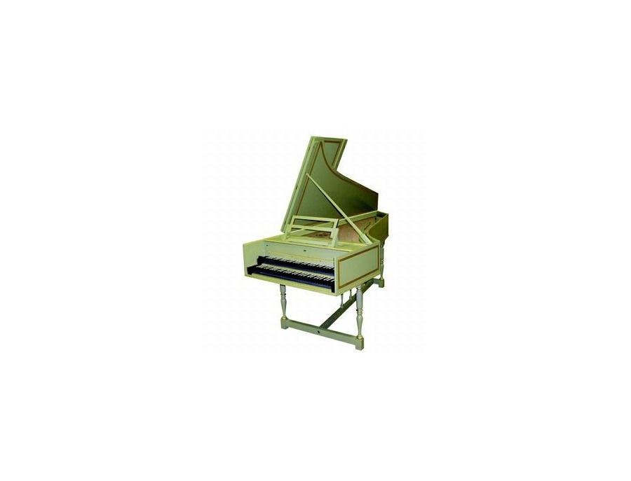 David Rubio harpsichord