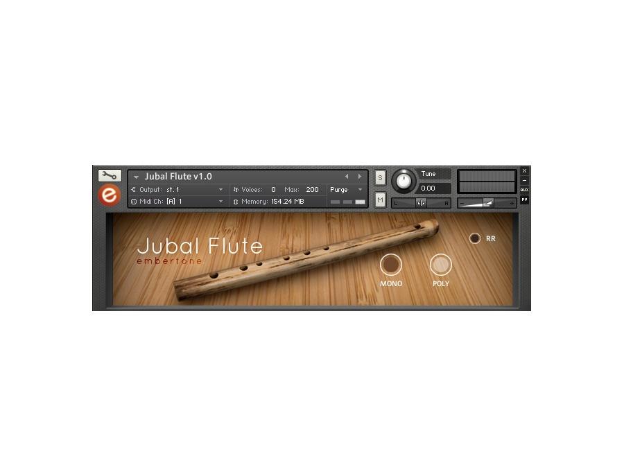 Embertone jubal flute xl