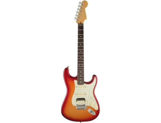 Fender American Deluxe Stratocaster HSS Shawbucker (2015, rosewood)