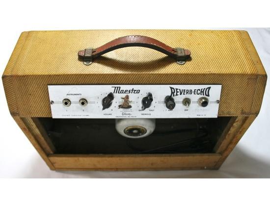 Gibson Maestro Reverb-Echo