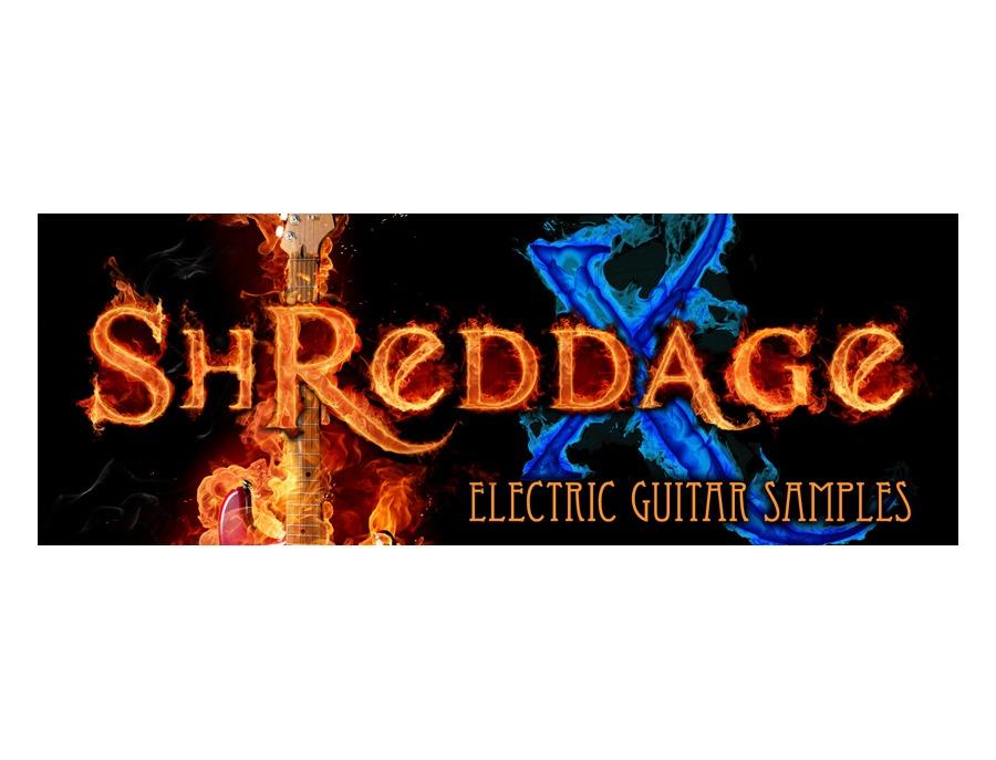 Shreddage X