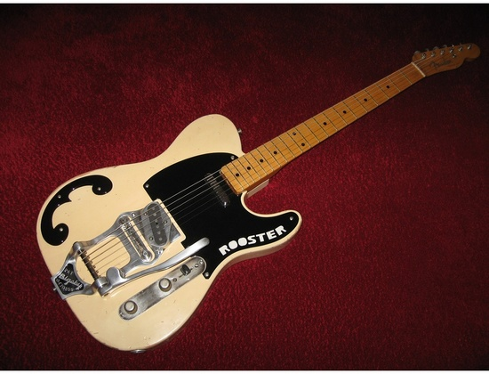 T.K. Smith Custom Telecaster