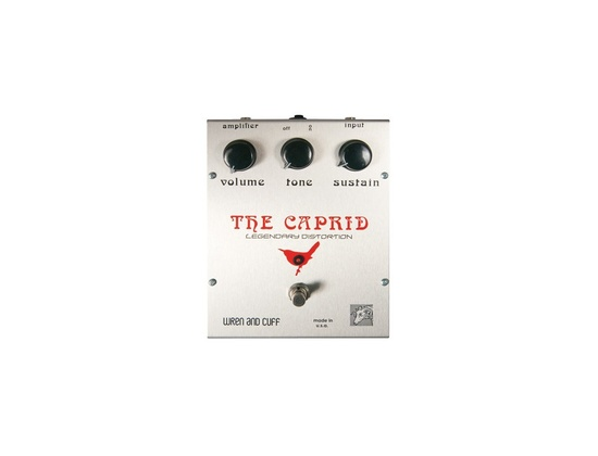 Wren and Cuff Caprid Pedal