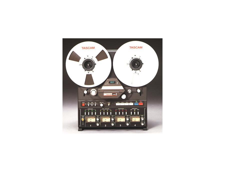 Tascam 34b 4 track tape recorder xl