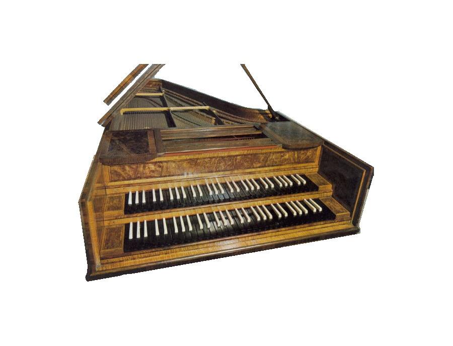 Thomas Goff harpsichord