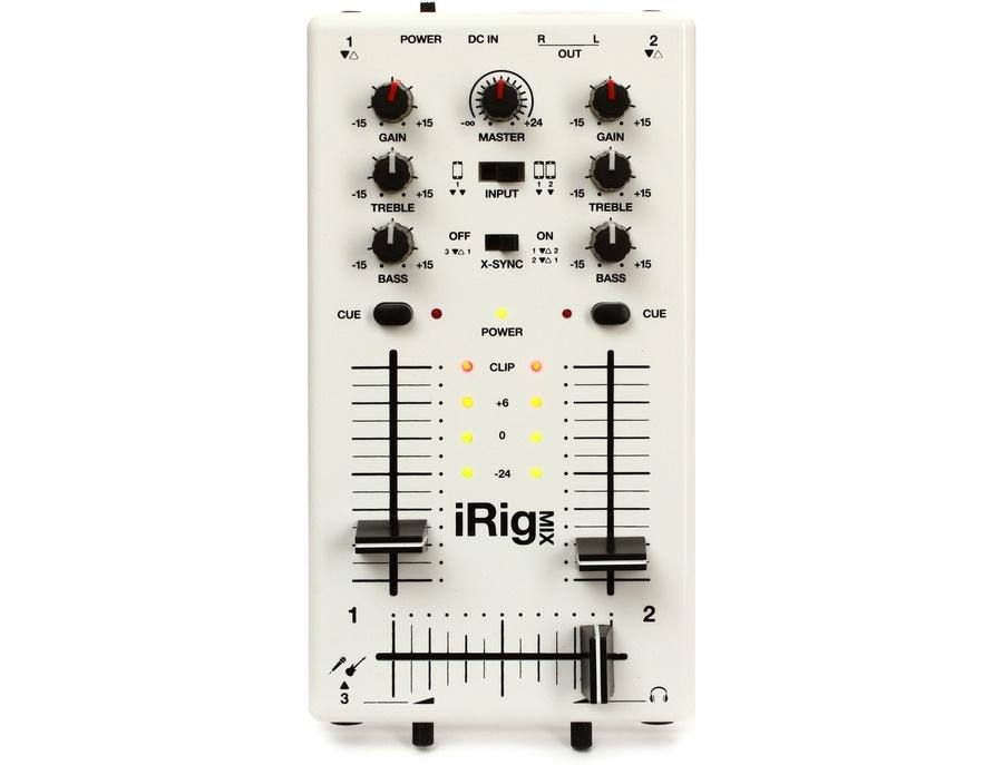 iRig MIX Mobile Mixer