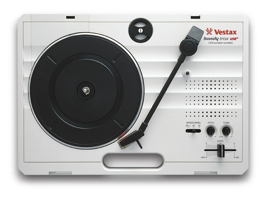 Vestax Handy Trax USB Turntable