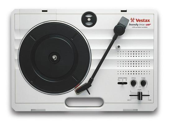 Vestax Handy Trax USB Turntable