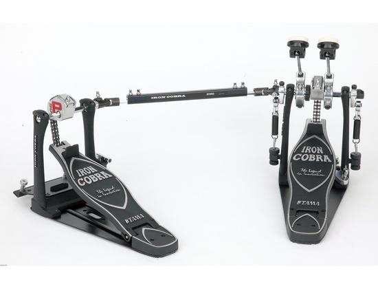 Tama Iron Cobra Power Glide Double Bass Drum Pedal