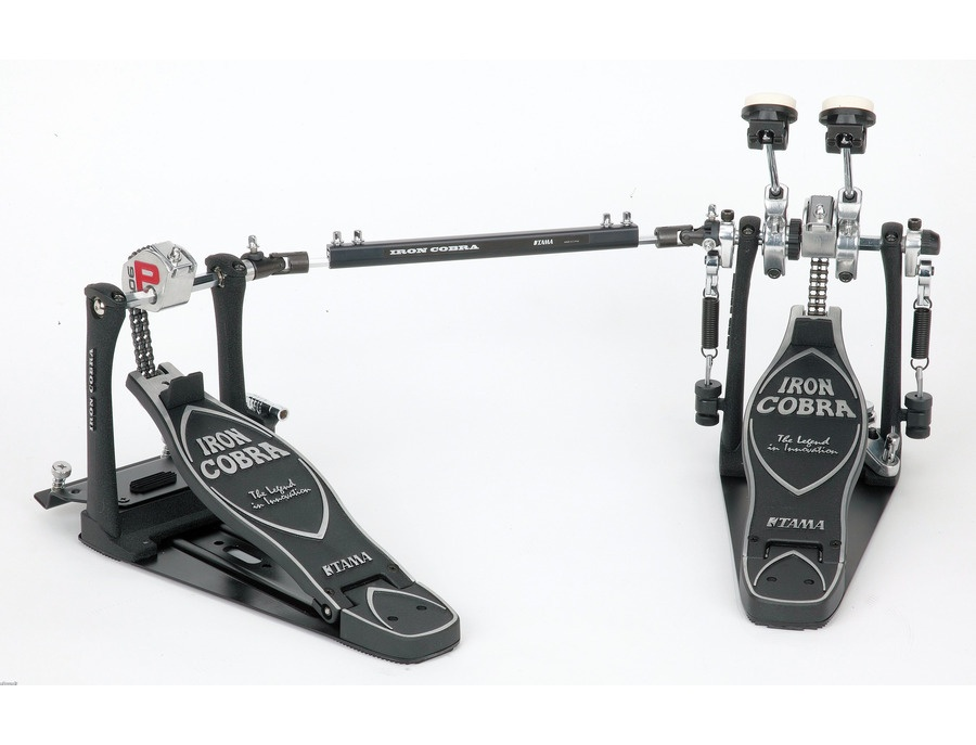 Tama iron cobra power glide double bass drum pedal xl