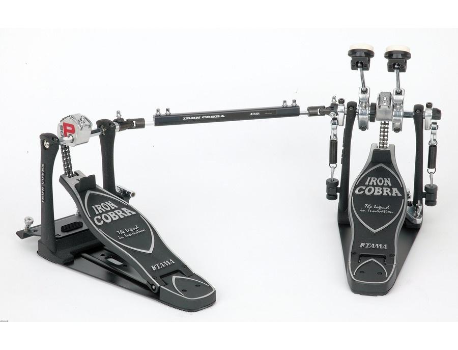 Tama iron cobra power glide double bass drum pedal xl