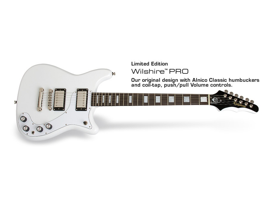 Epiphone Wilshire PRO Reviews & Prices | Equipboard®