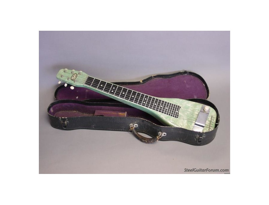 Electone Lap Steel — Green