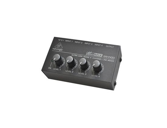 Behringer Micromix MX 400