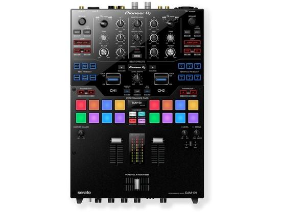 Pioneer DJM-S9 Serato Mixer