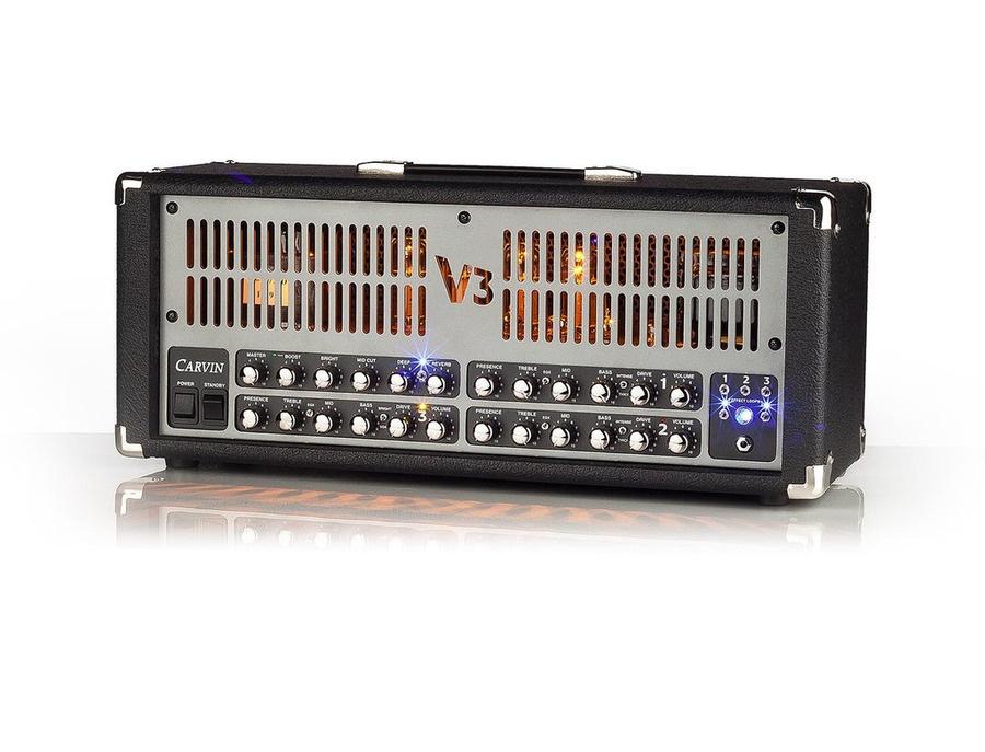 Carvin V3 100W 3 Channel All Tube Amp