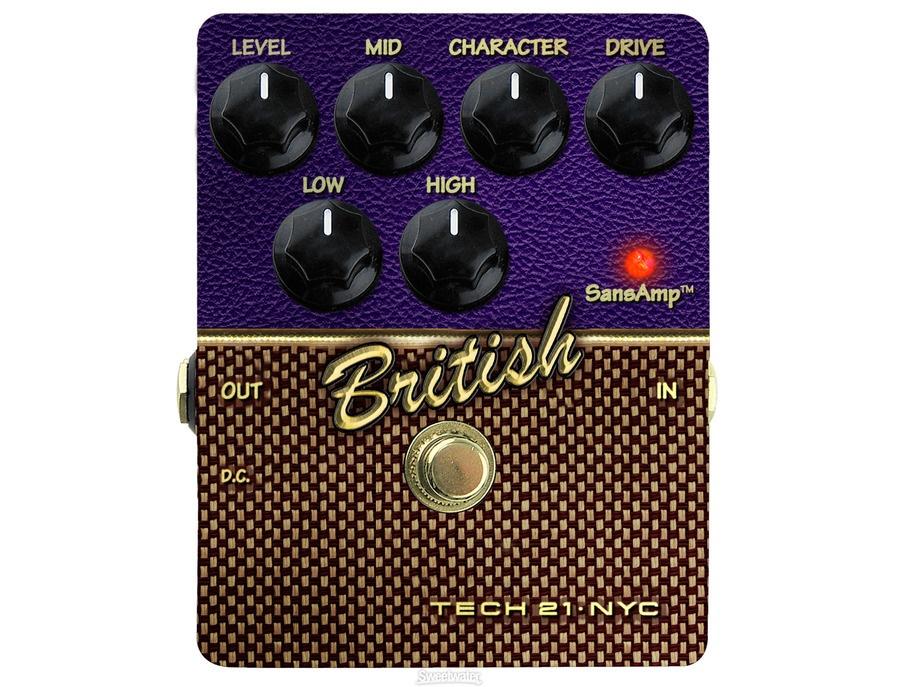 Tech21 British