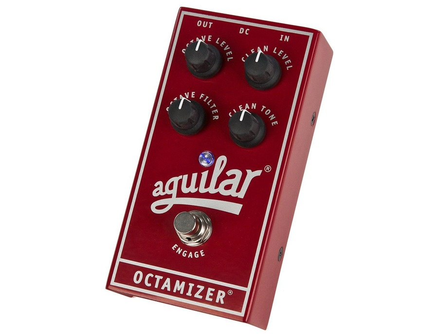 Aguilar octamizer bass octave effect pedal xl