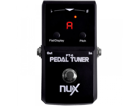 Nux Pedal Tuner PT-6