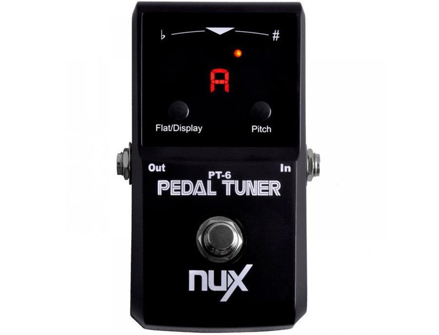 Nux pedal tuner pt 6 xl