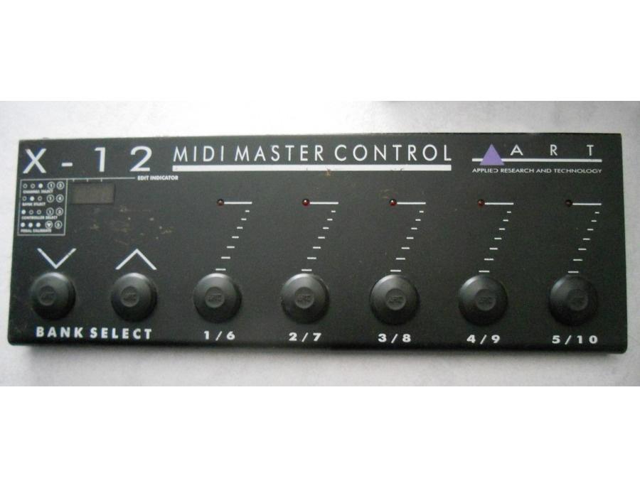 ART X-12 MIDI Controller Pedal