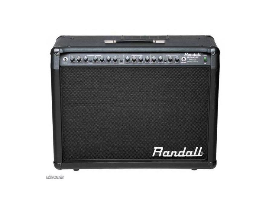 Randall RG100SC