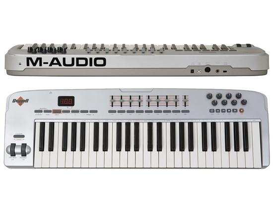 M-Audio Oxygen 49 (Silver)
