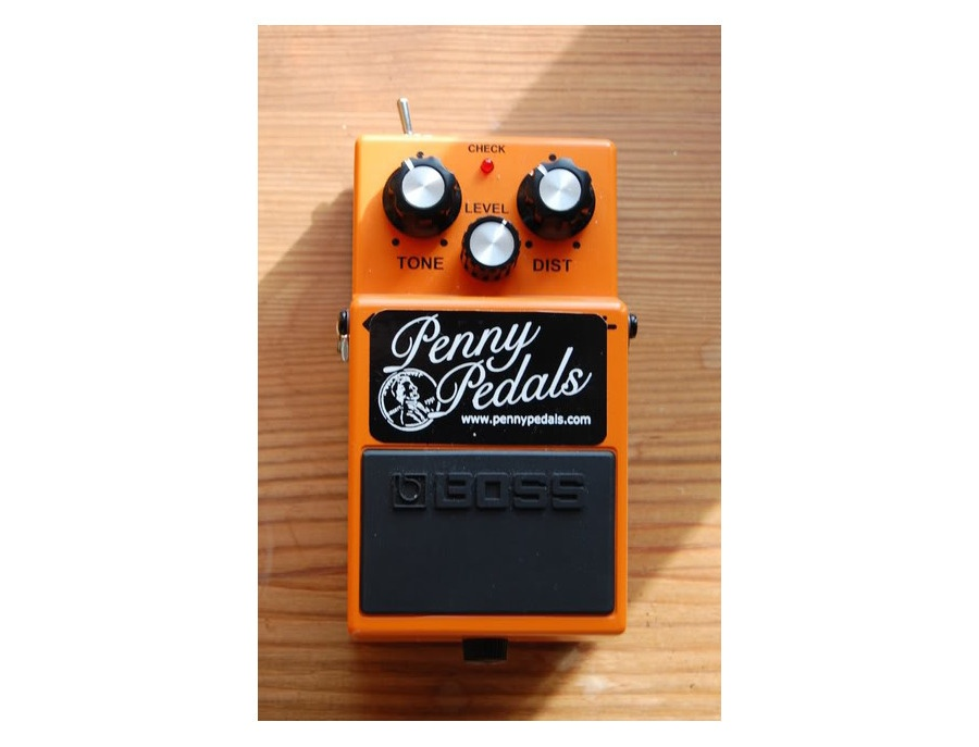 Penny Pedals Modded Boss DS-1